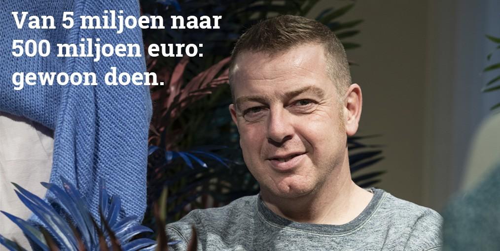 Dieter Penninckx, CEO FNG Group