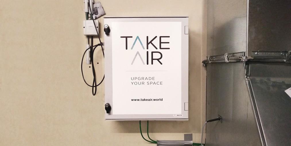 TakeAir: hoe creëer je een beter indoor klimaat in je bedrijfsgebouw?
