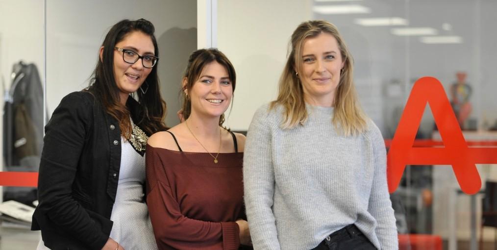 Het team van A Office
