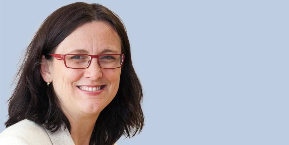 Cecilia Malmström © EU/Shimera/Etienne Ansotte