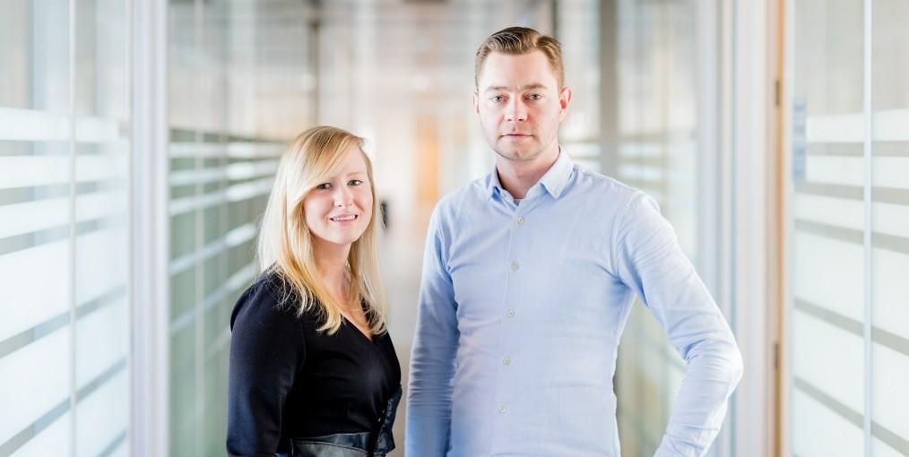 Sophie en Jan van Gosselin group werken samen met A Concept interim
