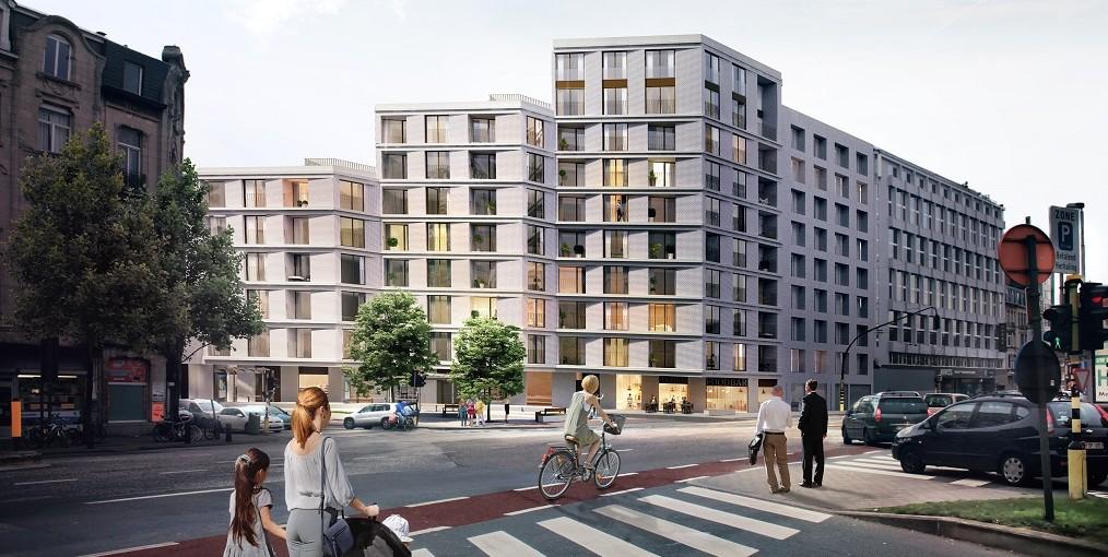 Candor project Initium te Antwerpen