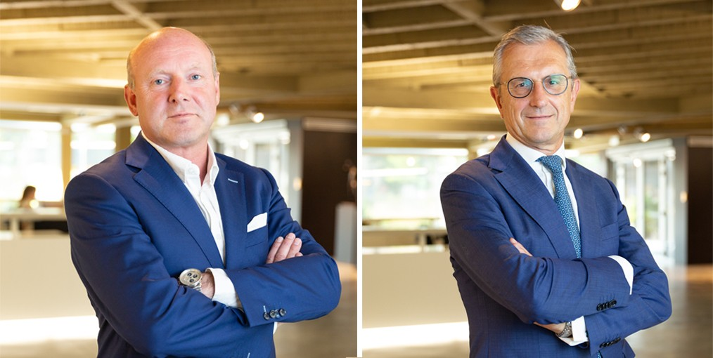 Jo Goossens en Eddy Verbrugge over Midcap Alliance