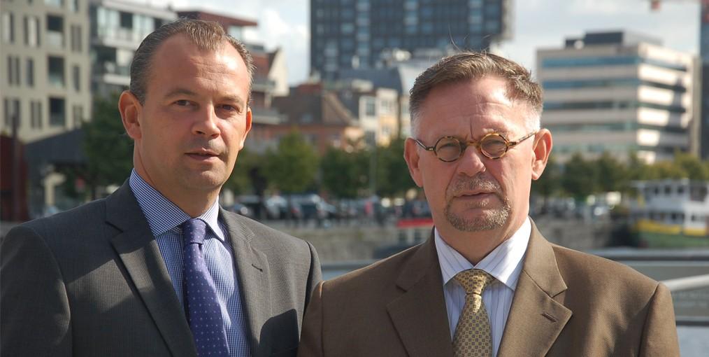 Olivier Schoenmaeckers en Marc Huybrechts, VEA