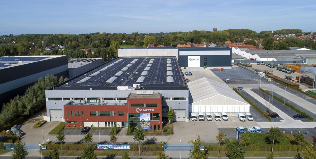 Industrieel toeleveringsbedrijf De Meyer neemt Stevelinck Henri over