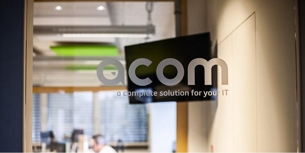 """""""Acom ontzorgt al dertig jaar de kmo op IT-vlak"""""""