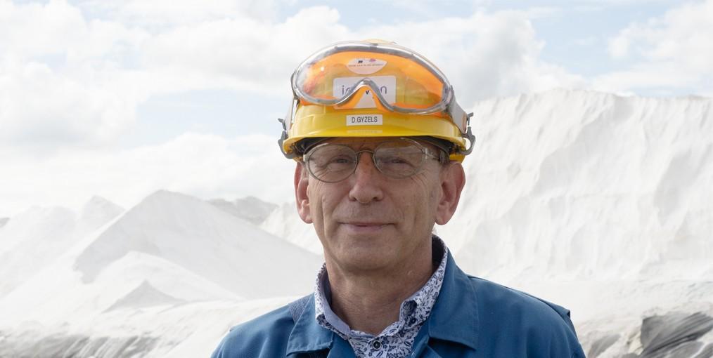 Dirk Gyzels, hoofd preventie Inovyn Manufacturing Belgium