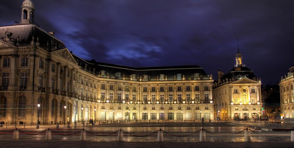 Business trip naar Bordeaux