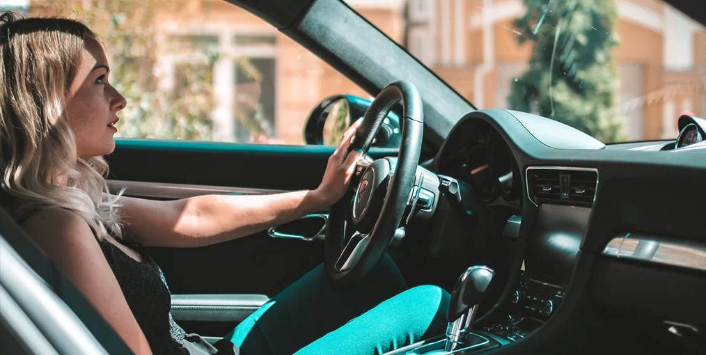 Ergonomie in de auto