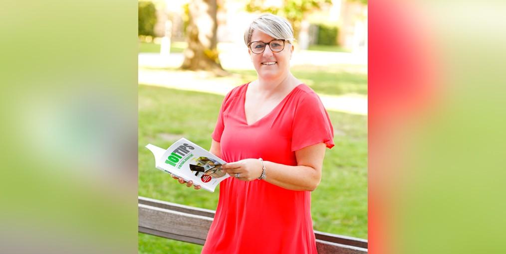 Alison Stessens van de BFFVA