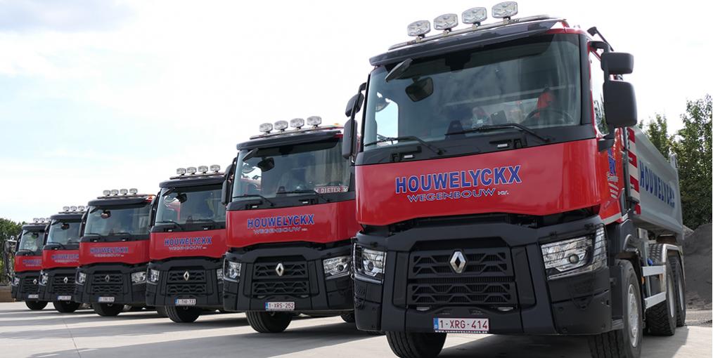 Houwelyckx trucks