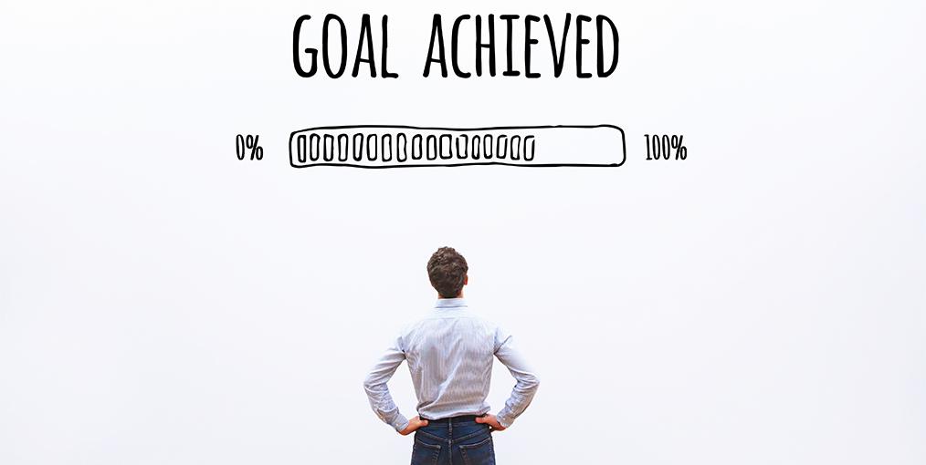 Collishop goal achieved