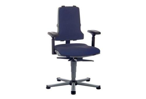 Sta Zit Stoel : Rugvriendelijke werkstoelen voor zorg en industrie ergonomisch