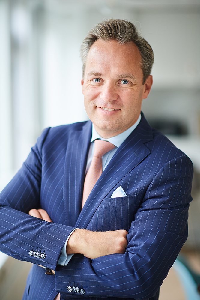 Jo De wolf, CEO Montea