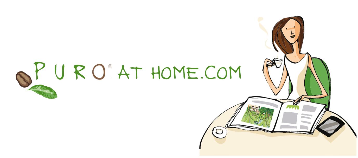 Puro@home webshop