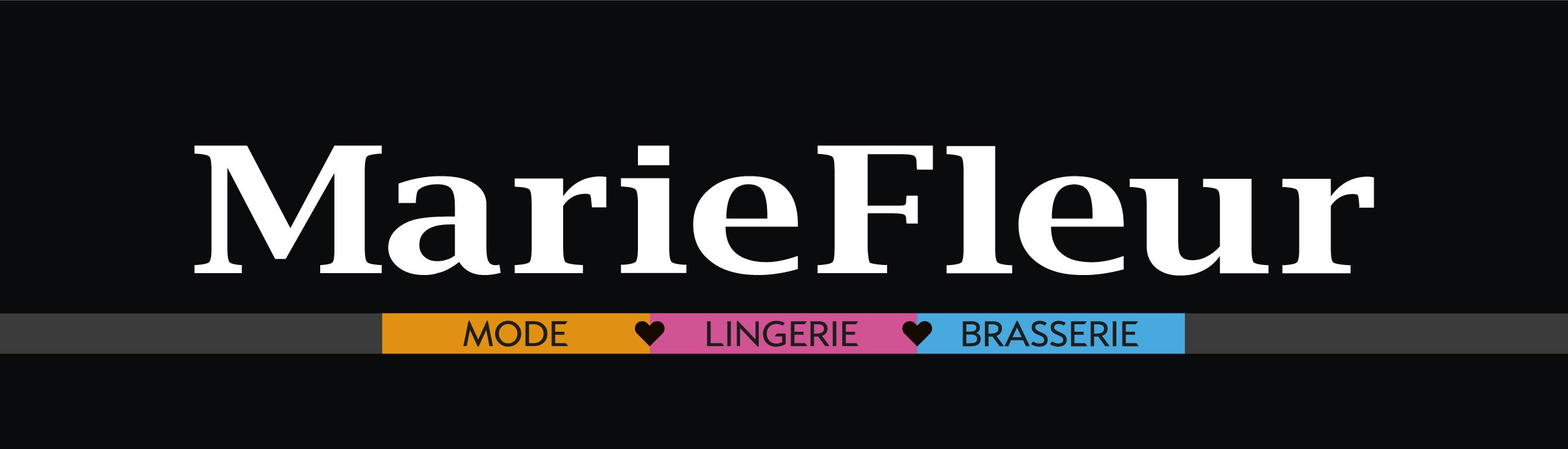 Marie Fleur - Mode, lingerie en brasserie
