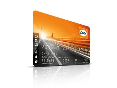 DKV tankkaart