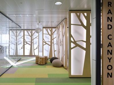 Design & inrichting kantoren