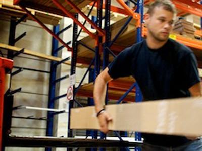 Logistieke afhandeling