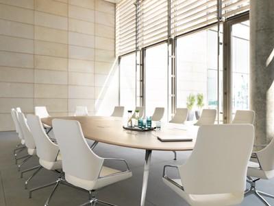 Boardrooms en vergaderzalen