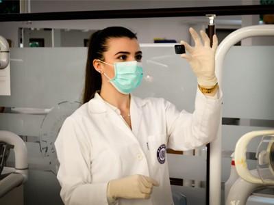Medische producten in clean rooms