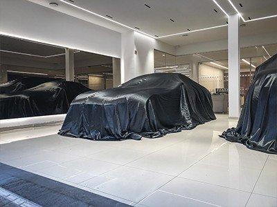 Verkoop nieuwe wagens