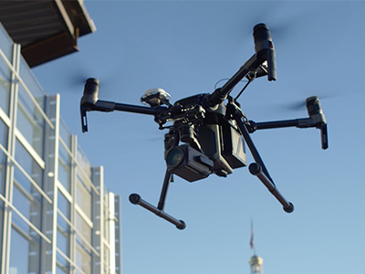 Drone-inspecties industrie