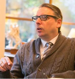 Boudewijn Dupont, Managing Director van 3W en Business Coaches Network