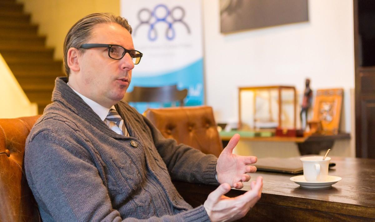 Boudewijn Dupont, managing Director van 3W interim-management